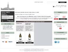 Acheter Pouilly Fumé en ligne
